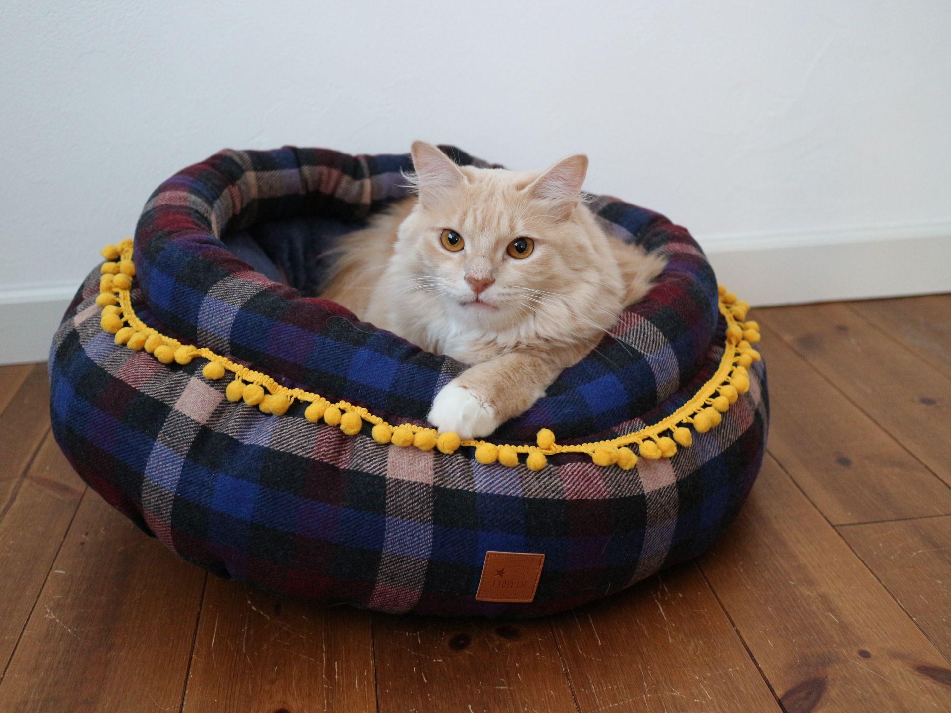 猫ちゃんとの暮らし、もっと楽しく!注目の猫アイテム13・後編