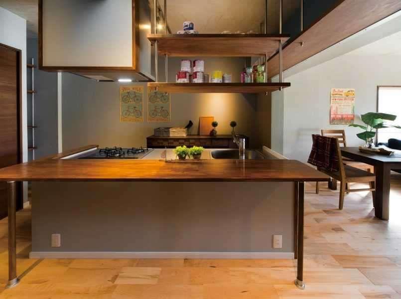 デザインも、使いやすさも!後悔しないキッチンの選びかた