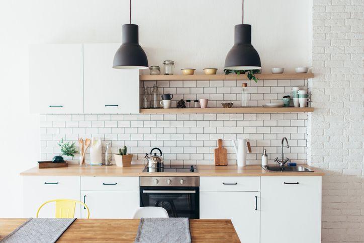 スッキリ見えて、使いやすいキッチンの家事動線とは?
