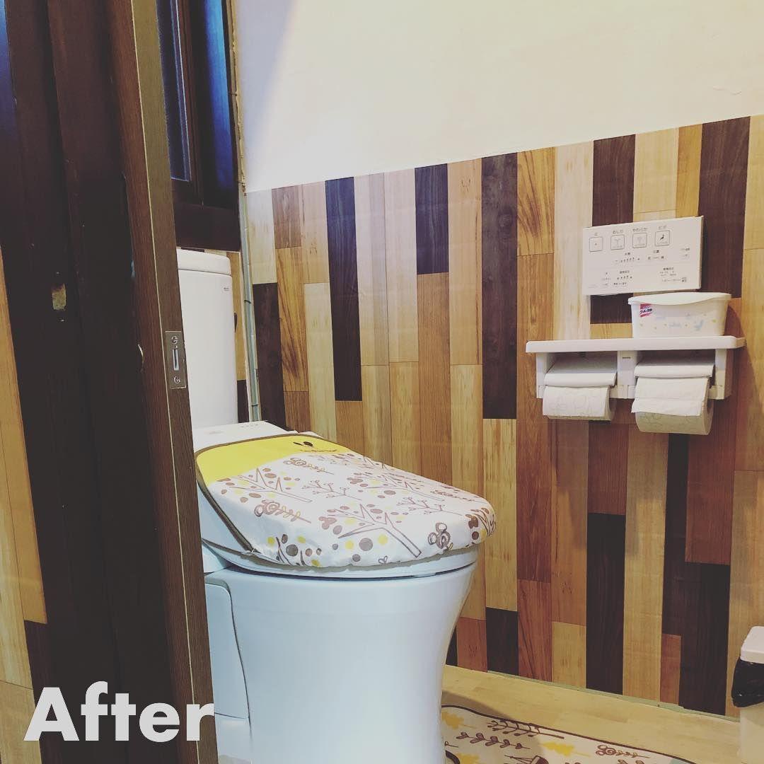 DIY初心者でもできる!ーセルフリノベーションでトイレをおしゃれ空間に!ー