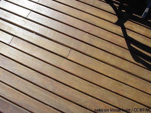 再生木材は何が「再生」なのか