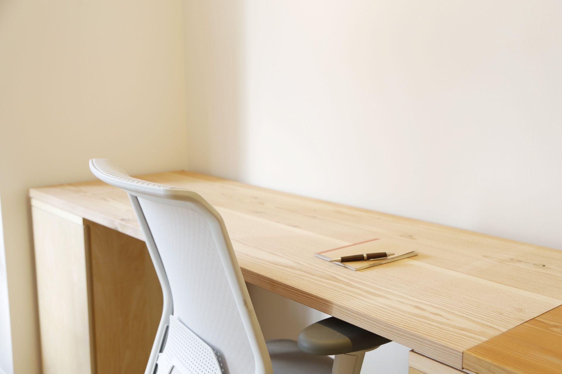 リノベーション前にも考えたい、集中できる部屋づくりの考え方