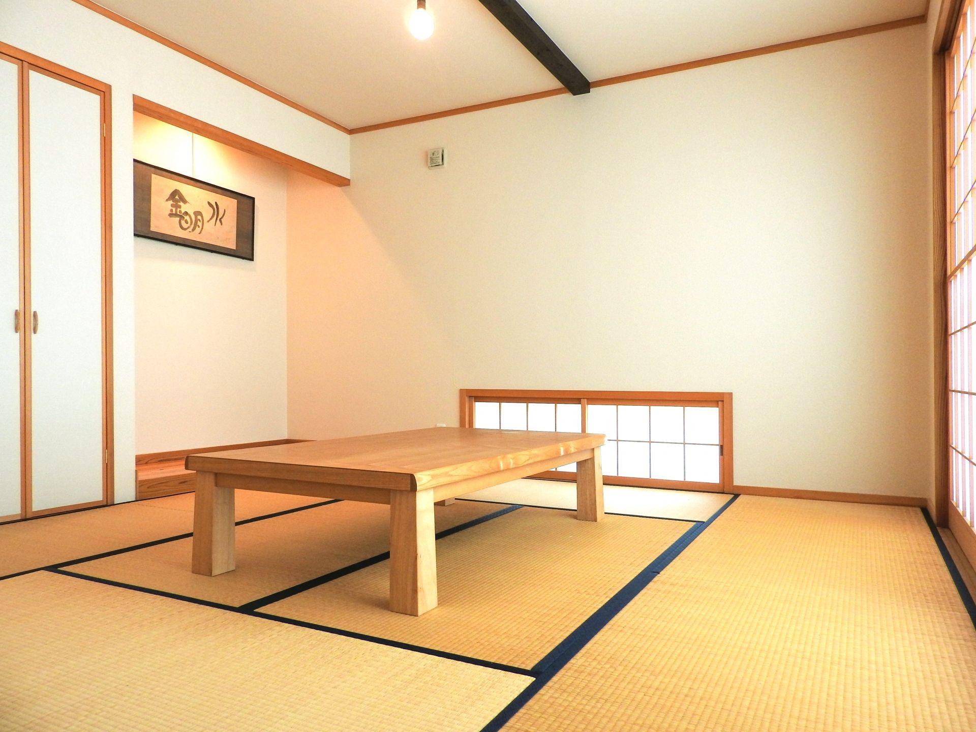 畳の部屋を作るか決める5つのポイント