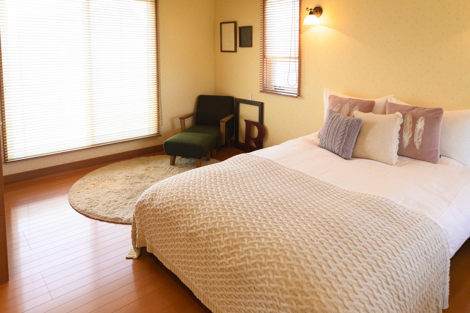 リノベ時に考えたい寝室の向きの最適解