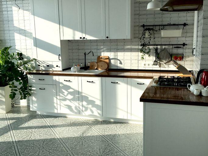 【キッチンデザインの教科書】2.北欧スタイル