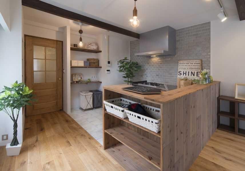 【キッチンデザインの教科書】5.カフェスタイル