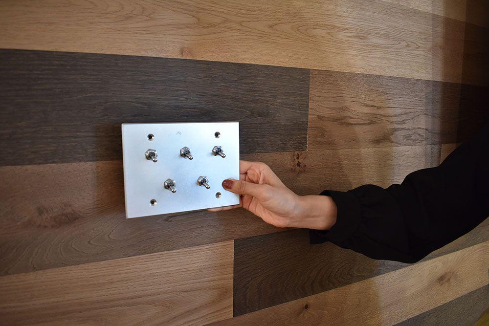 HAGSオリジナル「トグルスイッチ」。他にはないデザインとは?どんな壁にあうの?4パターンで解説【リノベアイテム】