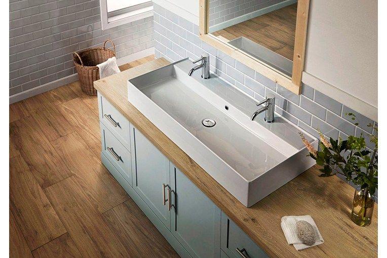 ベッセル型洗面器のデザインと使い勝手を解説します