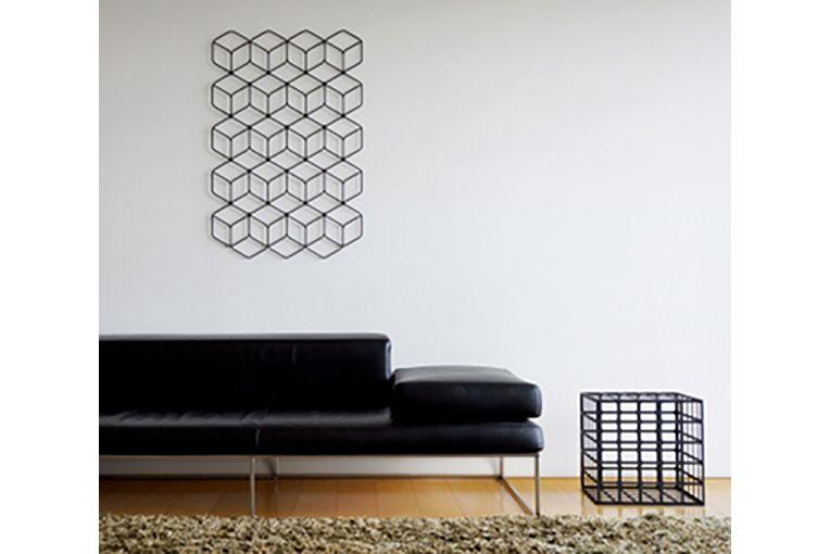 壁をアートな空間に「ウォールデコ」【HAGS アイテム】