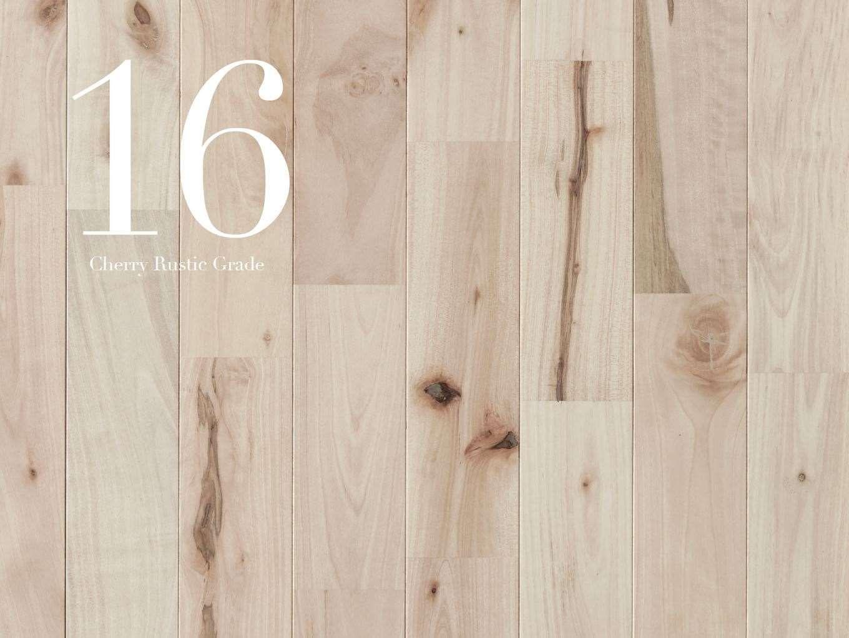 無垢フローリング|本物志向の床材選び。広葉樹編「ナラ・タモ・セン・桜…」【リノベアイテム】