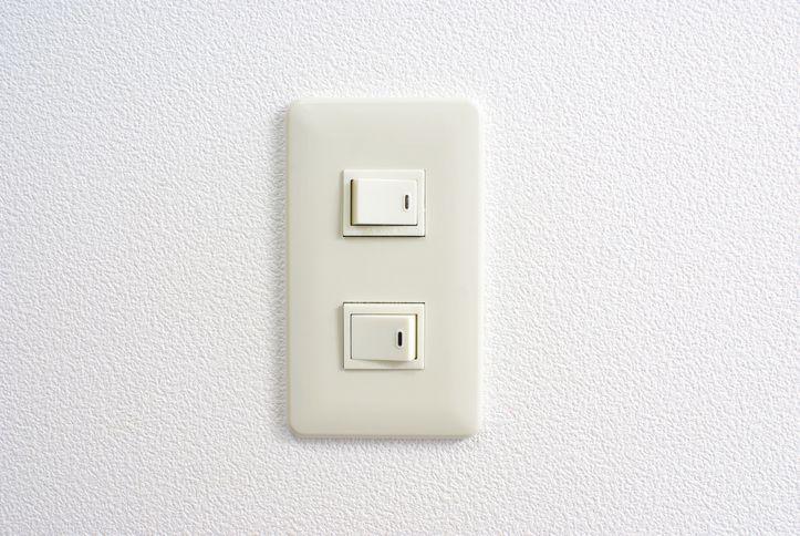 片切スイッチ・3路スイッチとは?よくわかる照明スイッチの違い