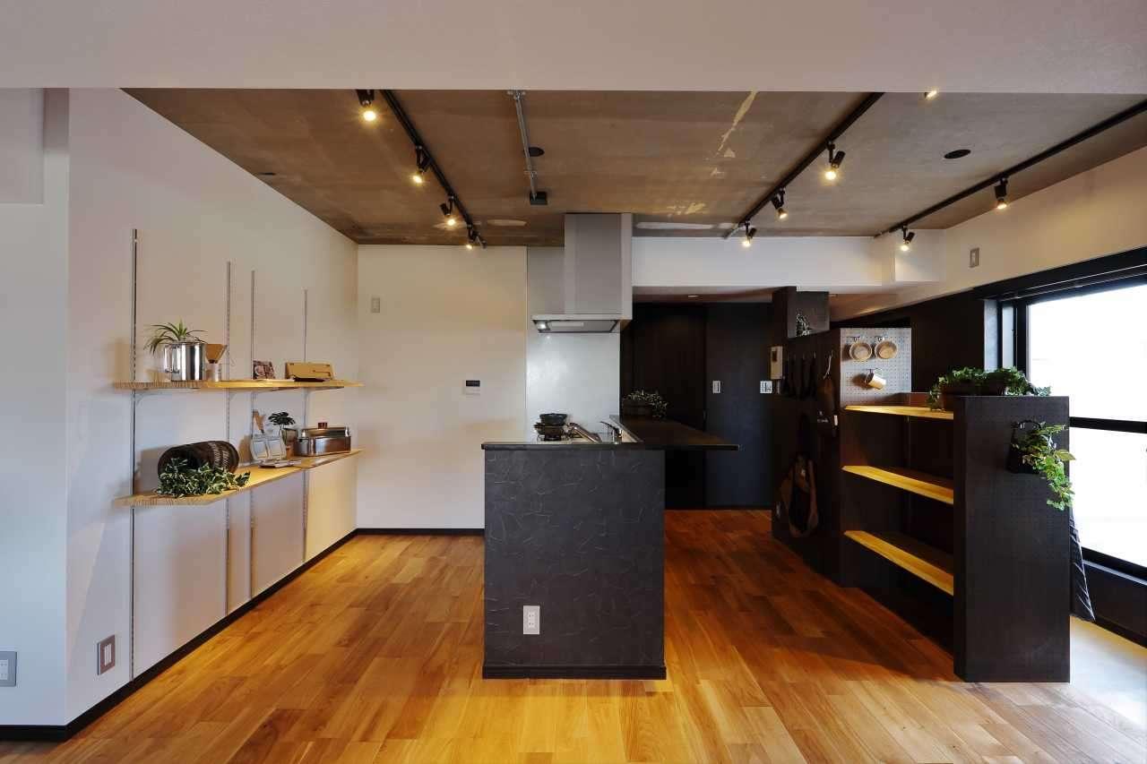 マンション面積53㎡以下の、こだわりキッチン7選