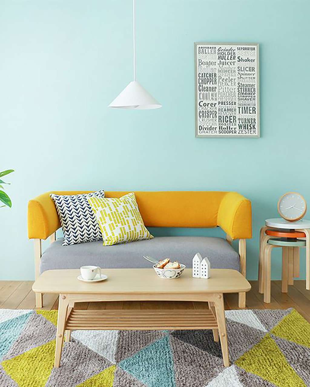 リノベーション、何から考える?-第二弾、家具の配置と配色について
