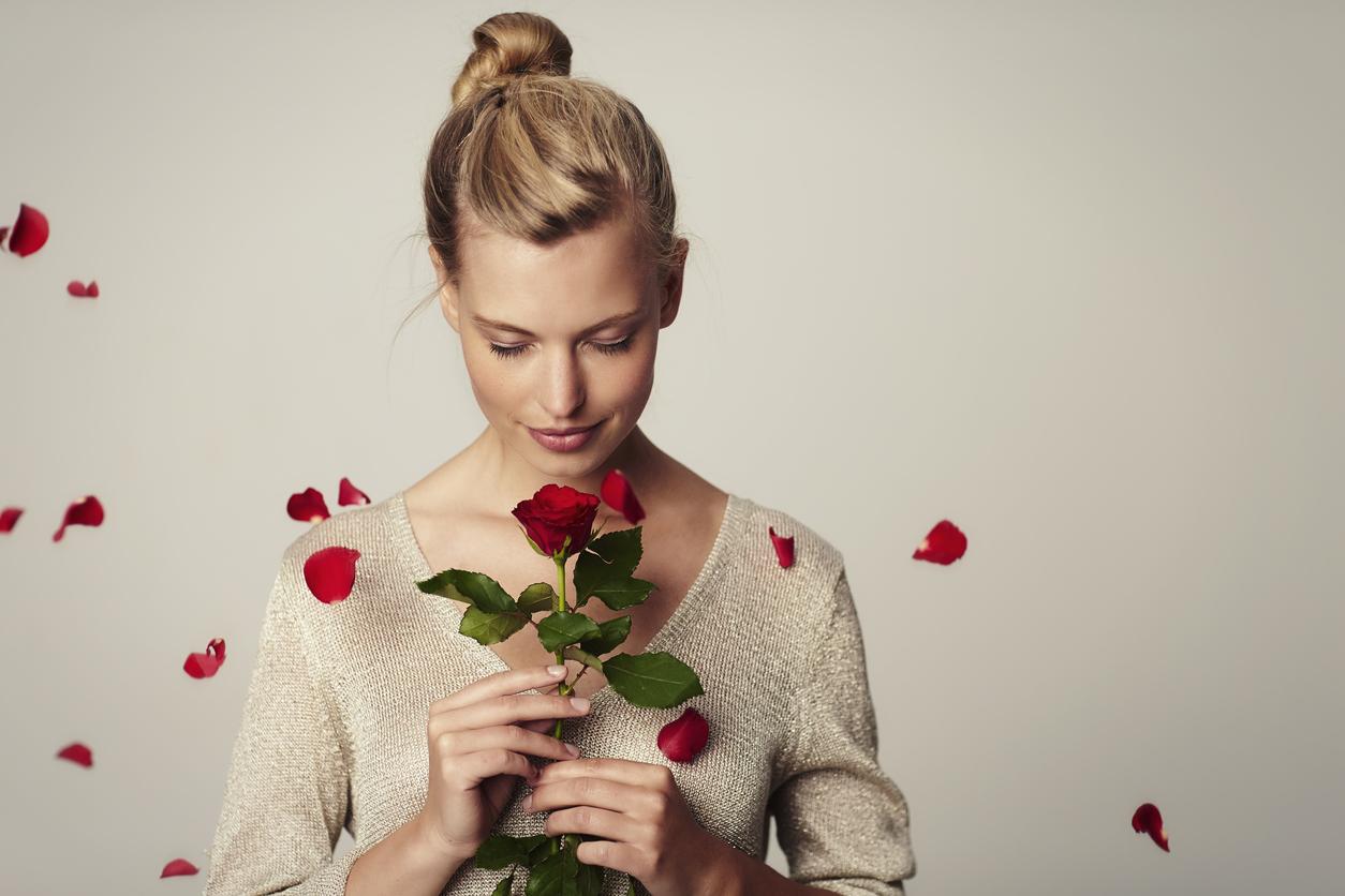 バラを五感で楽しみましょう