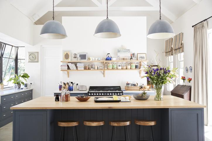 台所をオープンキッチンに作り変える際の注意点 画像