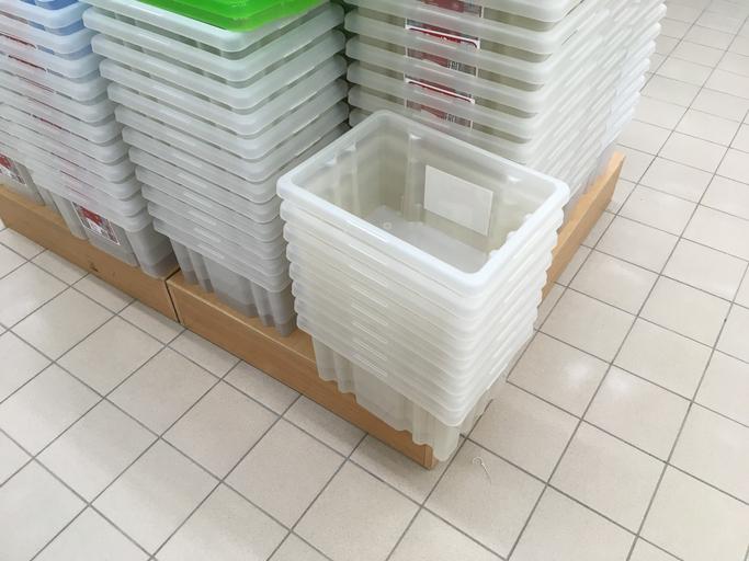 プラスチックケースを応用した収納術~貴重品編~ 画像