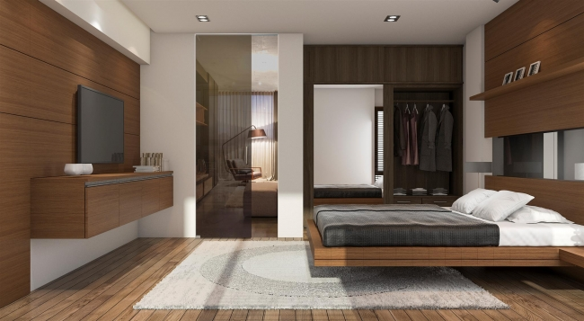 ヨーロッパで人気!ドアが部屋の雰囲気を作る『フルハイトドア』をご紹介!