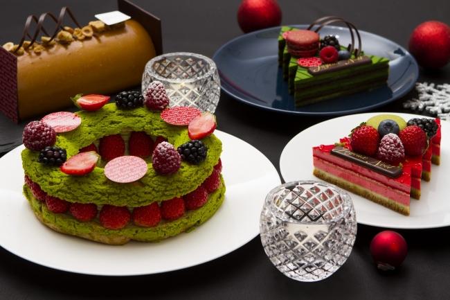 鮮やかケーキでクリスマスパーティーに彩り「パティスリー・サダハル・アオキ・パリ」の新作
