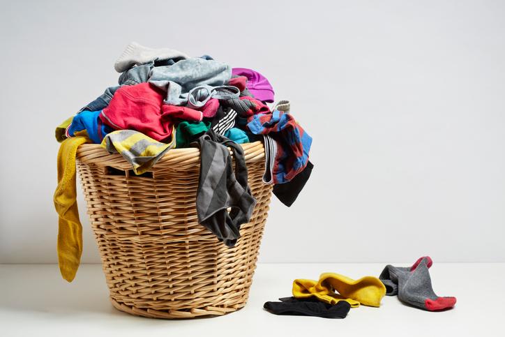 梅雨の時期の洗濯物乾かし術! 画像