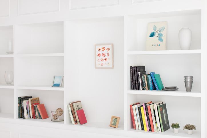 増えていく雑誌…収納方法は?リビング収納やブックシェルフDIY!!