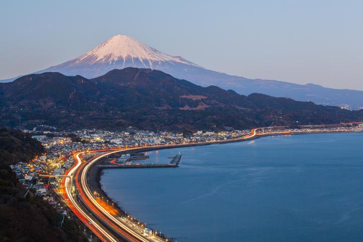 関東の冬のドライブは、空気の澄んだ場所がオススメ 画像