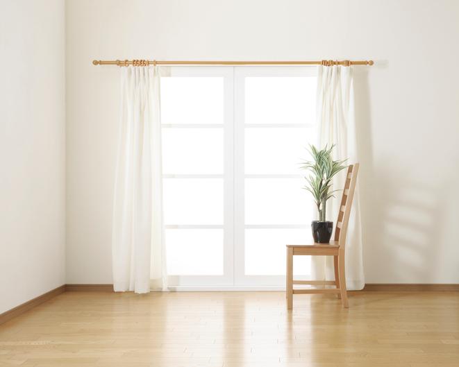 カーテンひとつで部屋の印象をガラリと変える、カーテンの選び方!