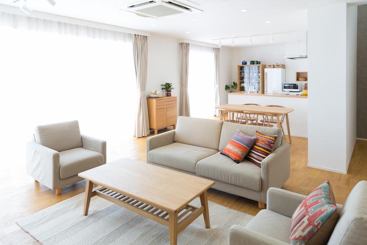 ライフスタイルに合わせた家具の配置の仕方