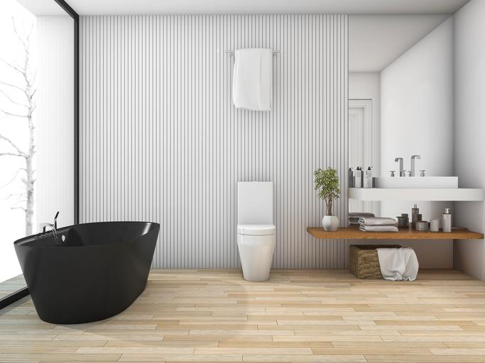 100均グッズでトイレを明るく素敵な空間に