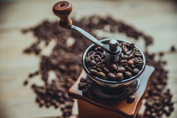 あなたのコーヒータイムをより豊かにするインテリア性も抜群のミル