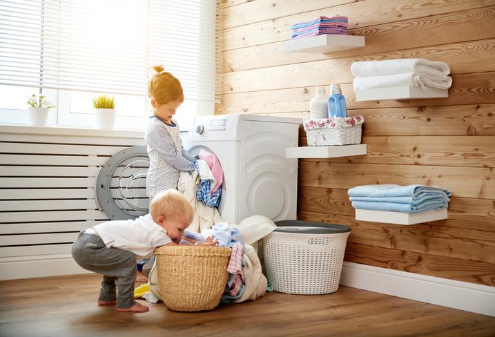 洗濯物が臭う?もしかしたら洗濯機のカビが原因かも!