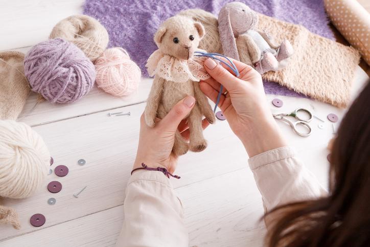 初心者でも簡単に始められる!羊毛フェルトの魅力とは? 画像