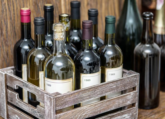 なんとなく捨てられないワイン木箱を使ったDIYアレンジ術