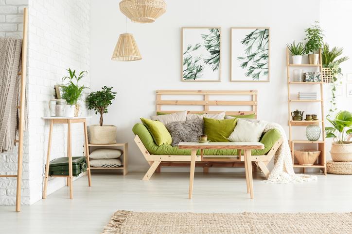 模様替えまでしなくても「ラグ」を変えれば部屋の雰囲気は一気に変わる!