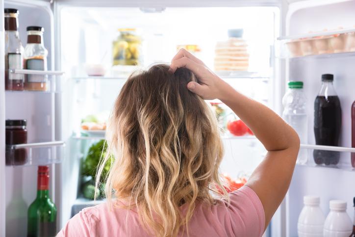 冷蔵庫の収納を見直す!賞味期限切れをなくそう
