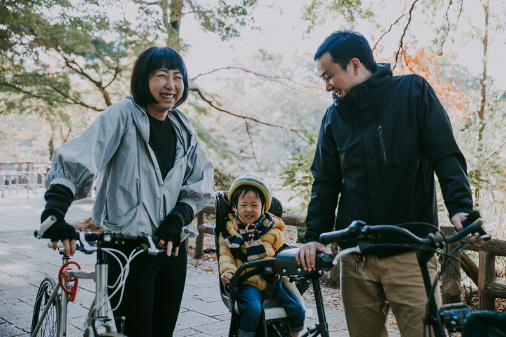 みんなが自転車で行く場所はどこ?自転車で広がる立川市