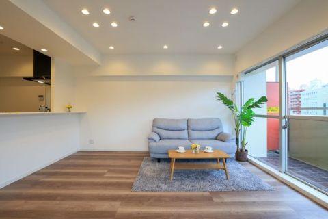 シーアイマンション神奈川 【LDK】約12.0帖新生活がすぐに始められる家具付き住戸!