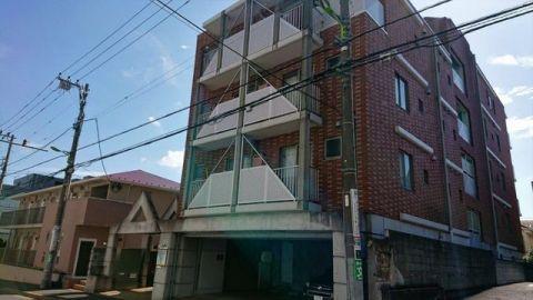 「外観写真」桜新町駅より徒歩8分
