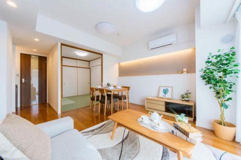 「LDK」家具付き販売なのですぐに新生活をスタートできます。