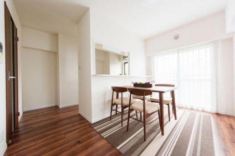 「DK」約8.0帖 家具付きにつきすぐ新生活をスタートできま
