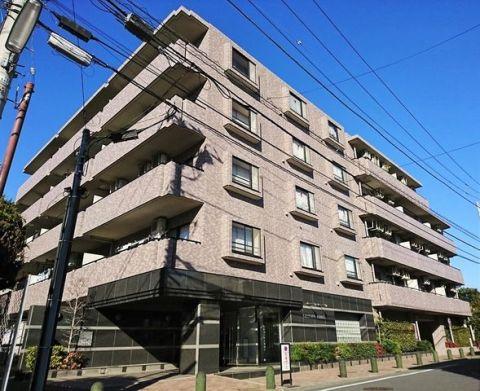 「外観写真」仙川駅より徒歩10分、周辺には生活利便施設が充実