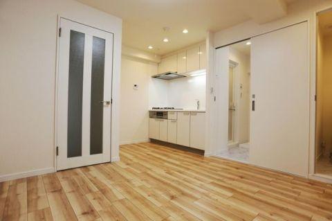 スカイラーク小金井 「DK」新規リフォームで生まれ変わった室内空間