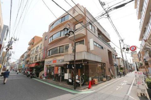 ヴィラ・アドバンス 「外観写真」武蔵小山駅より徒歩7分。ペット飼育可、充実のフル