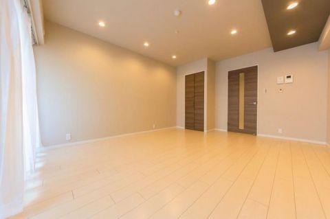 メゾンドール北参道 「洋室」約12.3帖 広々とした居室スペース