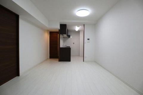 リリファ横浜ヒルズ 「LDK」約13.8帖 家具、インテリアのレイアウトもしやす