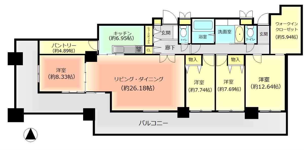 TOR YAMATE のアーケードを手掛けた アトリエブルーデザインの至極の邸宅