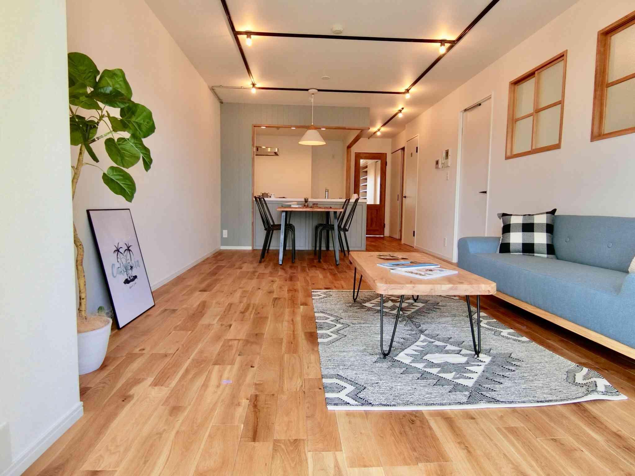 OPEN ROOM | 人気の清澄白河エリアのおしゃれ部屋