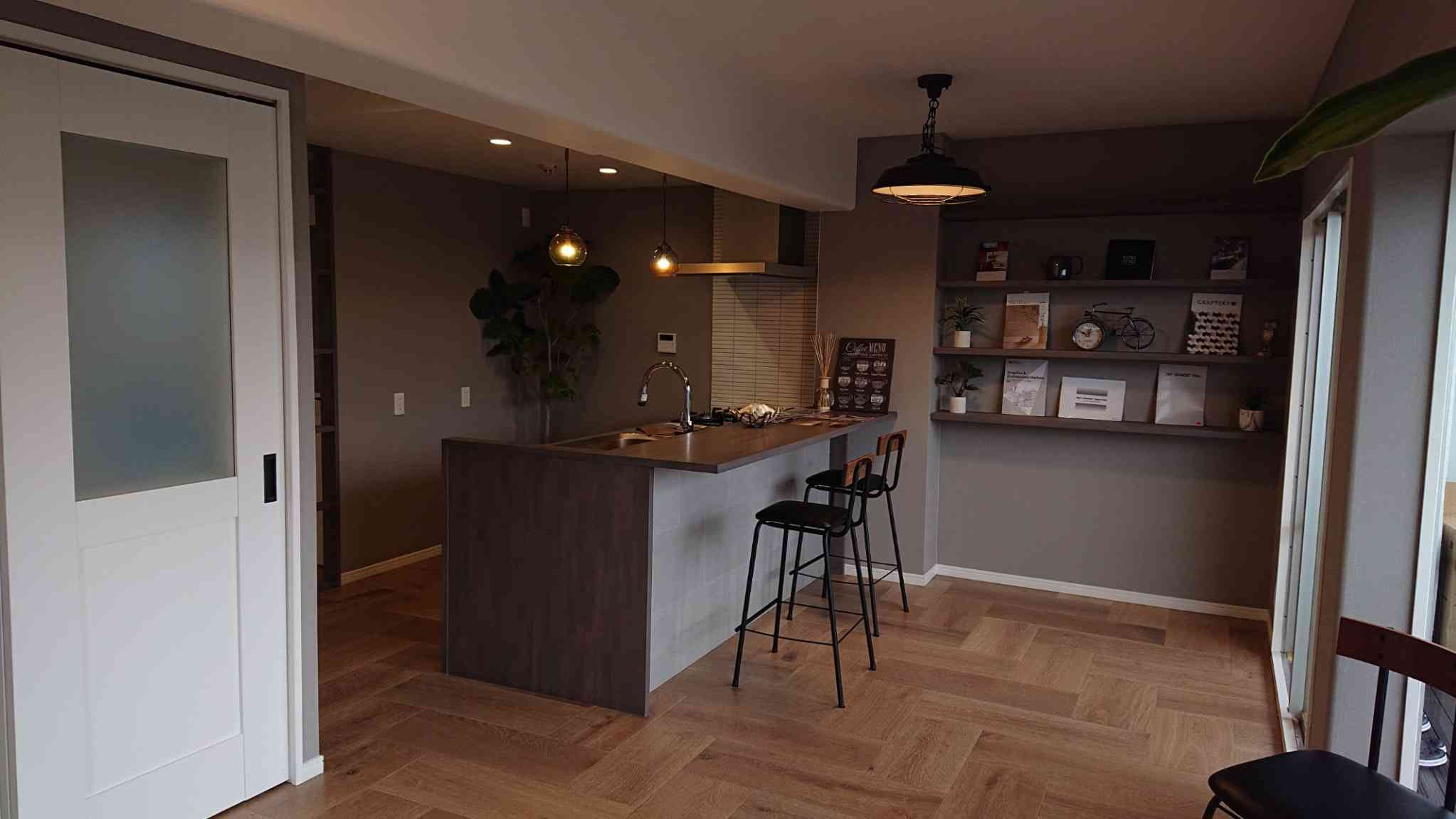 リノベ不動産デザインのリノベーション邸宅が完成!オープンハウス開催!