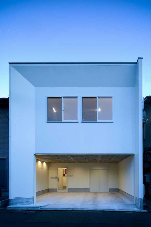 矩形の誘惑(鳥取市 新築/デザイナーズハウス)